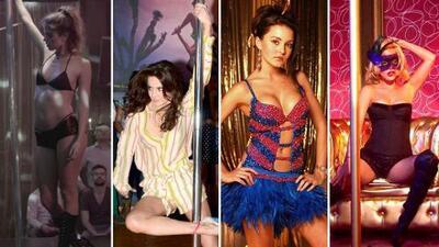 Actrices que se convirtieron en bailarinas exóticas