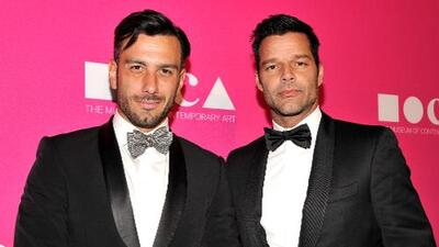 Ricky Martin se casó en secreto con Jwan Yosef