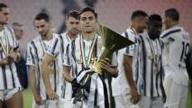 Juventus tiene la voluntad de renovar a Dybala