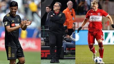 Jornada 6: Zlatan encara a la sensación chilena, Carlos Vela y LAFC visitan al Atlanta del 'Tata' Martino