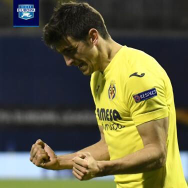 Gerard Moreno a dos goles de igualar a Lionel Messi en Europa