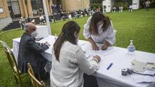 Amplio interés entre los peruanos en Nueva Jersey por las elecciones presidenciales en su país