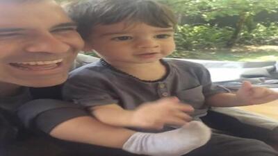 Rafa Márquez reaparece con un tierno video tras señalamientos de nexos con el narco