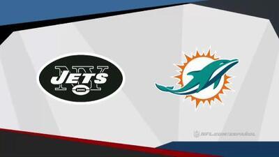 Previo del New York Jets vs Miami Dolphins