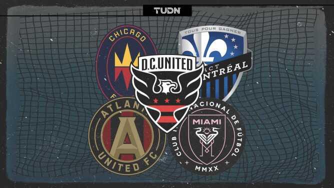 Dos boletos para cinco equipos en el Oeste de la MLS