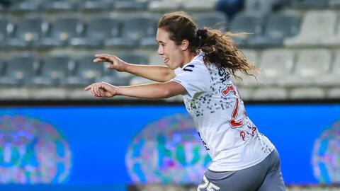 Pachuca y América, las primeras calificadas a la Liguilla de la Liga MX Femenil
