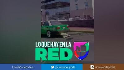 Barrieron las calles de León... ¡con bandera del América!