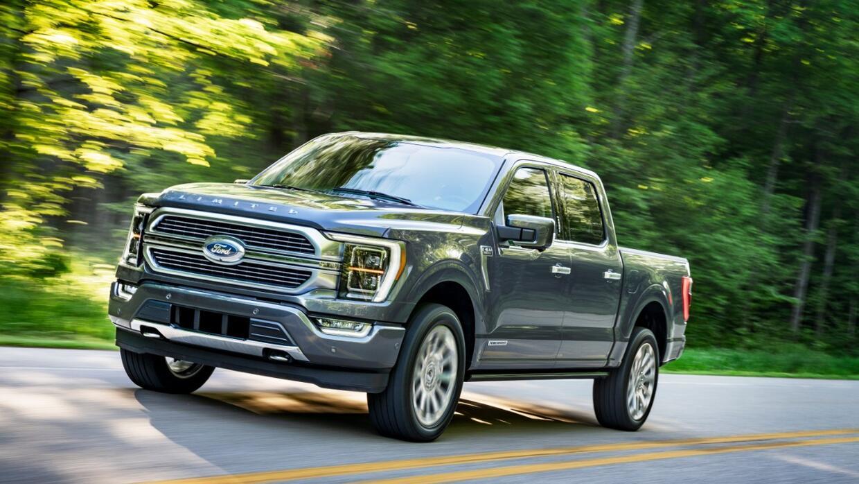 2021 Ford Lightning Wallpaper