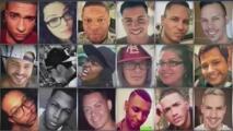 Realizan una vigilia en Los Ángeles en honor a las 49 víctimas de la masacre del club Pulse en Orlando