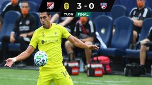 Con un gol de calidad de Daniel Ríos, Nashville aplastó a FC Dallas