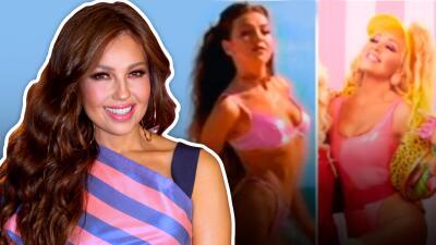 Thalía parece no envejecer con el paso de los años y lo demostró con estas fotografías