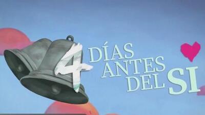"""Aleyda Ortiz está de vuelta con la serie """"Cuatro días antes del sí: la boda"""""""