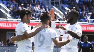 Carlos Vela y un inicio de ensueño en la MLS