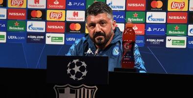 Gattuso habló sobre las virtudes de 'Chucky' Lozano