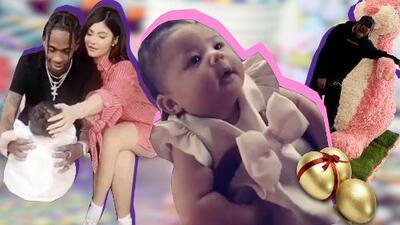 Al estilo Kardashian: así celebró Stormi, hija de Kylie Jenner y Travis Scott, su primera Pascua