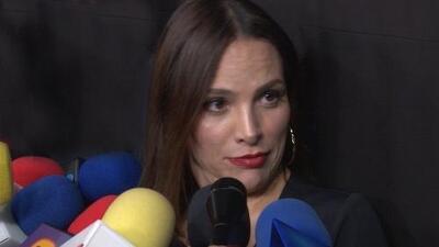 Fabiola Campomanes se niega a responder si ha consumido narcóticos
