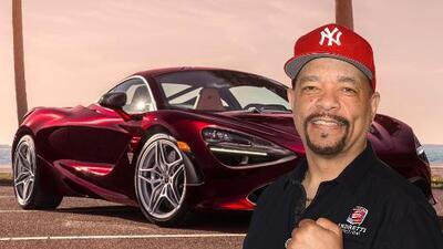 Rapero Ice-T detenido en Nueva York por saltar un peaje en un carro de 285,000 dólares