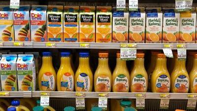 Las bebidas azucaradas, y hasta los jugos naturales, incrementan el riesgo de cáncer, señala un nuevo estudio
