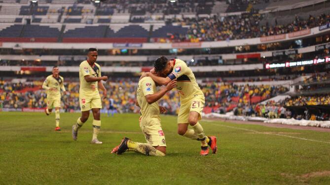 Las remontadas históricas del América en la Liga MX