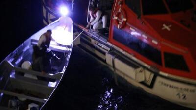 Un crucero rescata a dos pescadores que llevaban tres semanas a la deriva en el Caribe