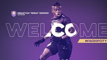 Orlando City cubre salida de Yotún a Cruz Azul con incorporación de joven promesa ecuatoriana