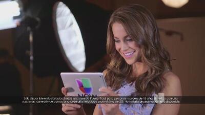 No te pierdas Nuestra Belleza Latina donde estés con Univision Now