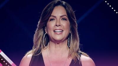 Carmen Batiz incómoda, pero sin perder la concentración en reto del 'chícharo' (Mela la Melaza no pudo con ella)