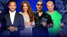Daddy Yankee está en la cima de los más nominados en la historia de Premios Juventud, ¿quiénes siguen en la lista?
