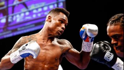 Jermell Charlo nuevo campeón superwelter CMB
