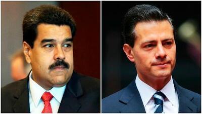 Canciller mexicano LuisVidegaray califica a Nicolás Maduro como un cobarde