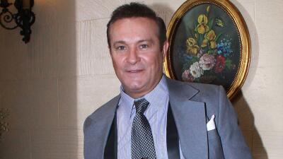 Arturo Peniche se encuentra bien de salud tras ser hospitalizado (debe permanecer en observación)