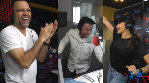 EXCLUSIVA: El Masters logró que Argelia bailara y que Omar le diera una ovación