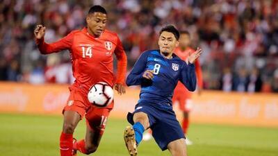 La selección de Perú convoca a póker de jugadores que militan en la MLS, excluyen a Ruidíaz