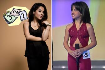 Recuerda a Becky G cuando imitó a Selena Quintanilla