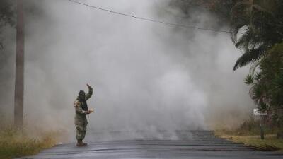 Qué es el esmog volcánico y la lluvia ácida que preocupa a las autoridades en Hawaii