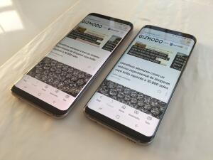 Las primeras fotos del Galaxy S8
