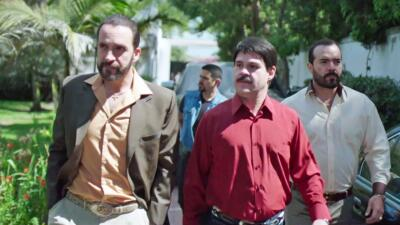 Who are the Bernal Leyda brothers in 'El Chapo'?