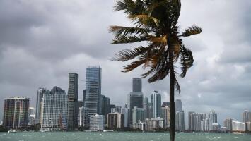 A Miami le espera una tarde de martes con cielos mayormente nublados