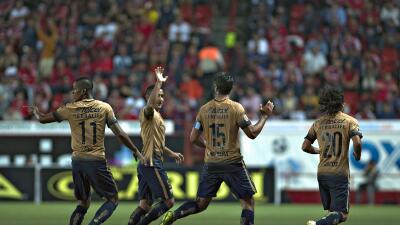 Tijuana 1-2 UNAM: Pumas recupera el paso ante Xolos y ya está en la Liguilla