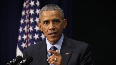 Obama publica su lista de canciones preferidas en Spotify