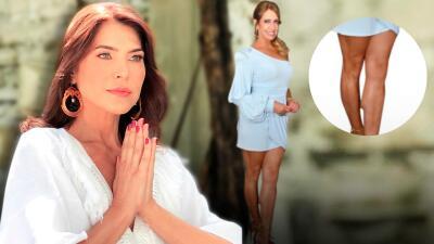 La vez que Lorena Meritano prometió hacer ejercicio para tener las piernas de Lili Estefan