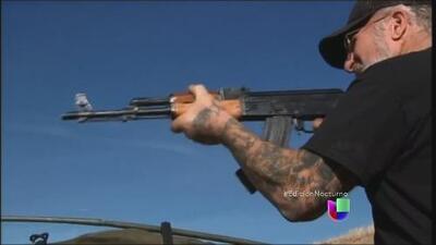 AK-47 se agota en EEUU por sanciones a Rusia