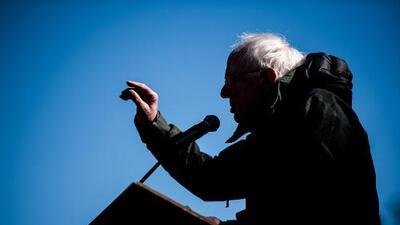 Bernie is back