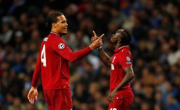 En fotos: Liverpool fue superior contra Porto para ser semifinalista de Champions League