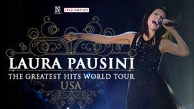Laura Pausini en concierto: Se reportero para ILOVEKLOVE