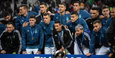 La UEFA desmiente que haya invitado a Argentina para jugar en sus torneos