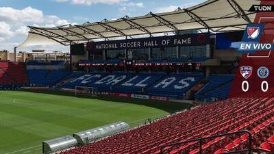 EN VIVO | FC Dallas busca mantener su buen paso ante NYCFC