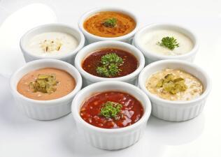 Salsas perfectas para una carne asada