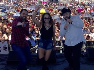 El Free-guey show se fue por el 880 hasta el 'Festival 5 de Mayo' en San José