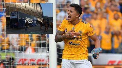 """Carlos Salcedo le echó sal a la herida: """"Menos mal cerramos en nuestra casa, una cancha buena"""""""